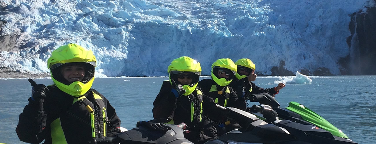 glacier-jet-ski
