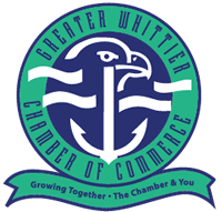 Whittier Chamber Logo